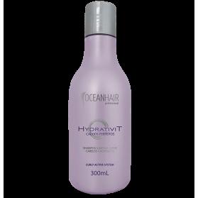 Ocean Hair Hydrativit Cachos szampon Soft Clean Shampoo 300ml