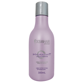Ocean Hair Hydrativit Cachos Discipline Cream 300ml