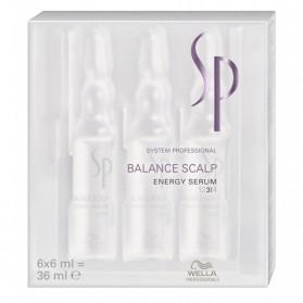 Wella SP Balance Scalp Energy Serum 6x5ml
