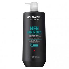 Goldwell Dualsenses Men Hair & Body Shampoo 1000ml