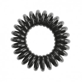 Hair Bobbles Black 3szt