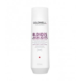 Goldwell Dualsenses Blondes & Highlights Anti Yellow Shampoo 250ml