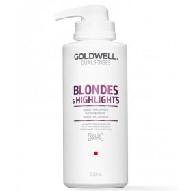 Goldwell Dualsenses Blondes & Highlights 60s Treatment 500ml
