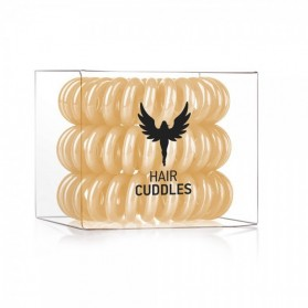 Hair Bobbles Gold 3szt