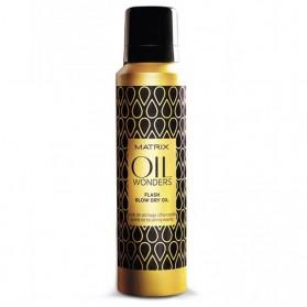 Matrix Oil Wonders Flash Blow Dry Oil 185ml