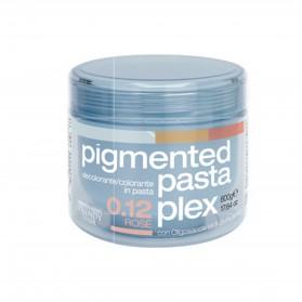 Trendy Hair Pigmented PastaPlex ß-D-Fructose Oligosaccharides 0.12 ROSE 600g