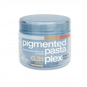 Trendy Hair Pigmented PastaPlex ß-D-Fructose Oligosaccharides 0.31 BEIGE 220g