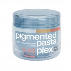 Trendy Hair Pigmented PastaPlex ß-D-Fructose Oligosaccharides 0.43 PEACH 220g