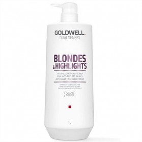 Goldwell Dualsenses Blondes & Highlights Anti Yellow Conditioner 1000ml
