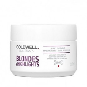 Goldwell Dualsenses Blondes & Highlights 60s Treatment 200ml