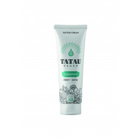 Tatau Hagen Tattoo Cream Cleanser ph 5.5 250ml