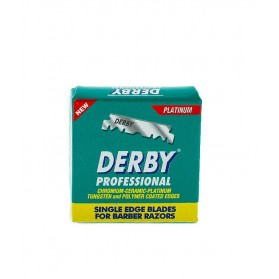 Derby Professional Single Edge Blades For Barber Razors